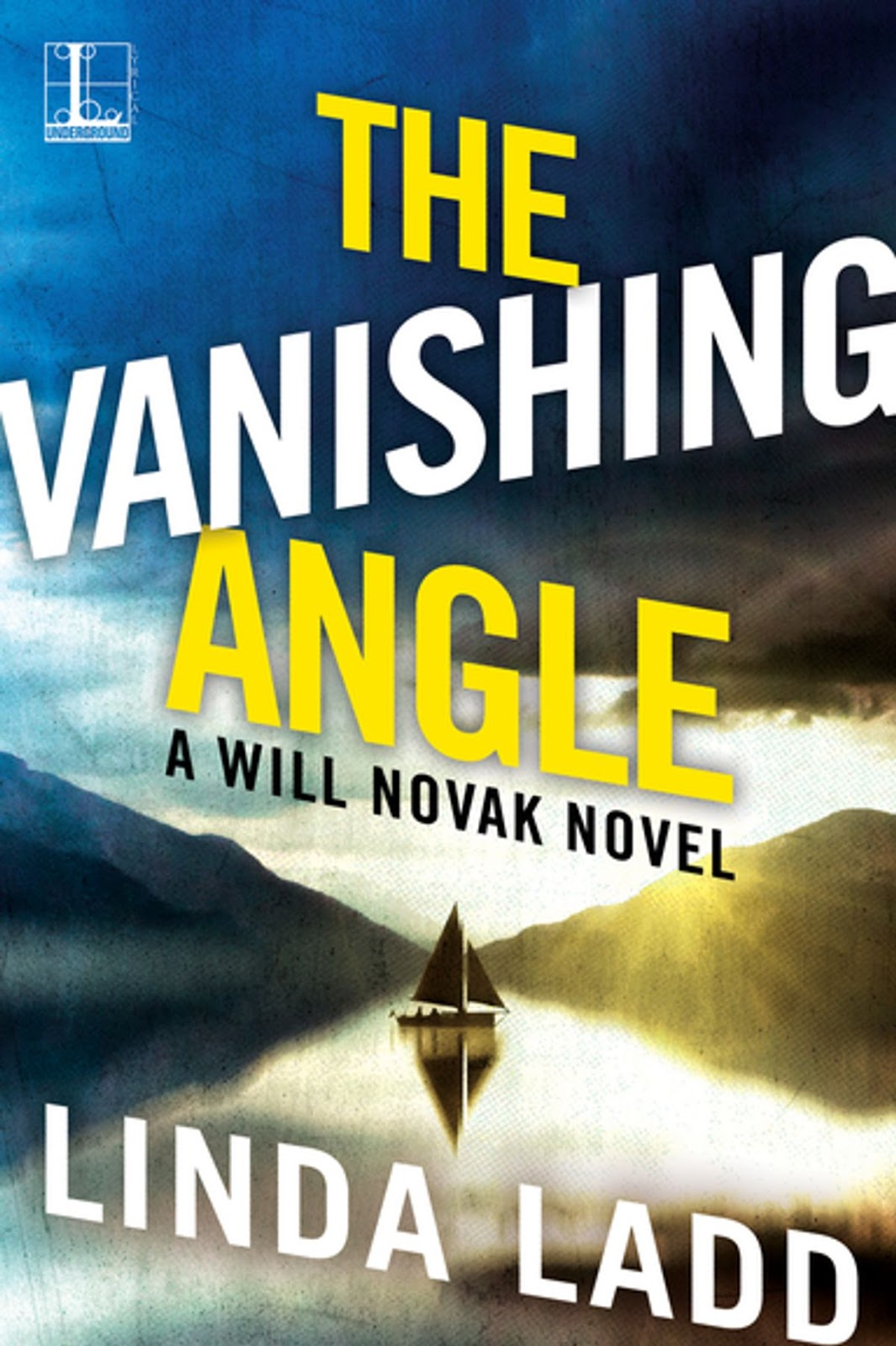 Thrillers to read in 202, the vanishing Angle by Linda Ladd