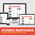 Download Gratis Invision Responsive Blogger Template
