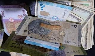 سعر صرف الليرة السورية مقابل العملات الأجنبية والذهب اليوم السبت 8/5/2021
