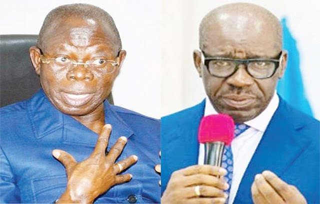 'Obaseki, Not Oshiomhole Is Leader Of Edo APC' – Ex-Minister, Tony Momoh