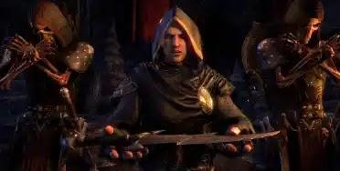 TESO-Dark-Brotherhood-Blade-Of-Woe,Elder Scrolls Online,Dark Brotherhood,Best Dark Brotherhood Quests,