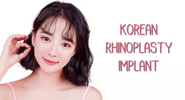 Korean Rhinoplasty Specialized Hospital Best 4 Implants