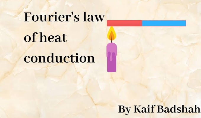 Fourier's law of heat conduction-explained | The Mechnical post