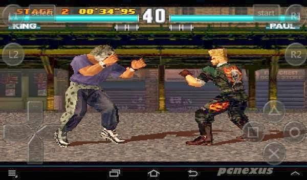 tekken 3 on fpse
