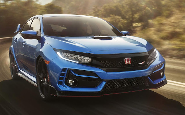 Novo Honda Civic 2020 Type R