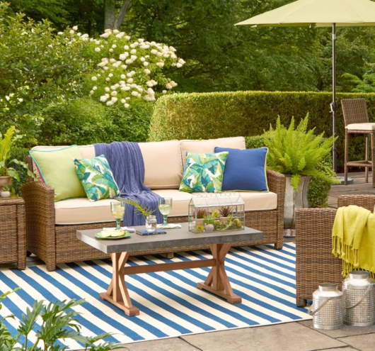 Coastal Summer Porch and Patio Decor Must Haves