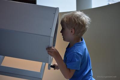 Kinder erleben Wissenschaft