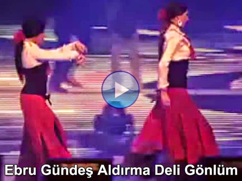 Ebru Gundes aldirma deli gonlum