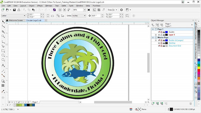 Coreldraw Graphics Suite X8 V18 2 0 840 (32-Bit/64-Bit) Free