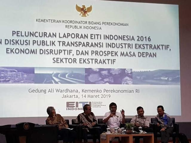Empat Poin Reformasi Tata Kelola Industri Ekstraktif Sektor ESDM