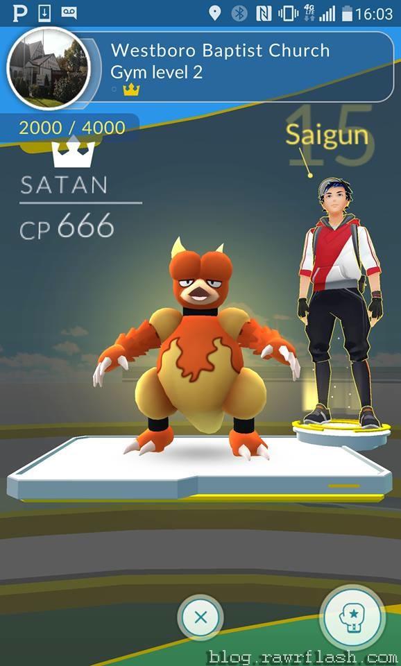 Memes do pokemon go, brasil, mondo todo, pokemons raros no pokemon go. Ginásio pokemon go igreja satanica.