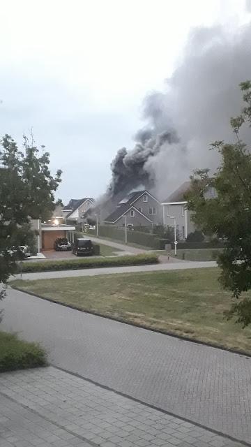 هولندا.. وفاة شاب عقب اندلاع حريق في منزله