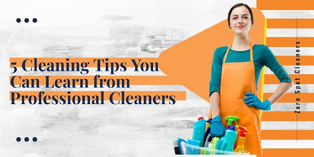 Cleaning Tips, private girl for commercial office