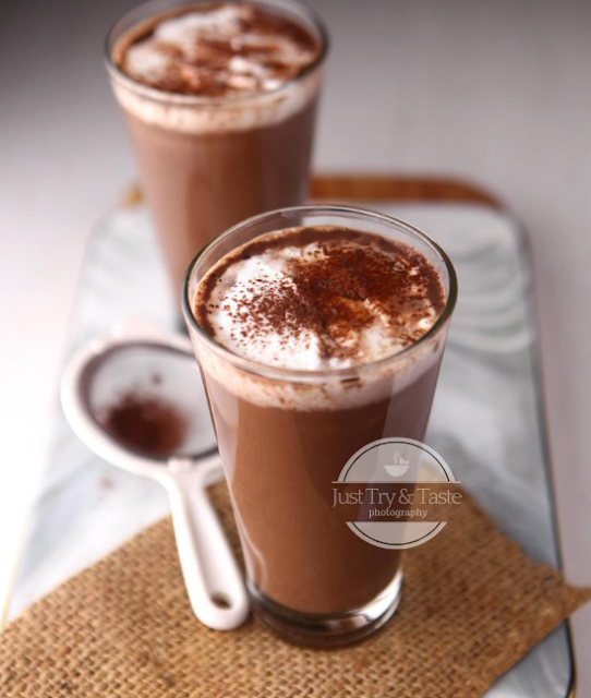 Resep Hot Chocolate Super Lezat JTT