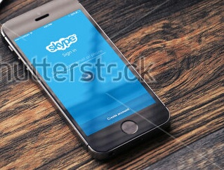 How to Skype Using An iPhone