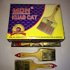 "Kuas cat MDN 2 1/2"" isi 12 pcs/ktk"