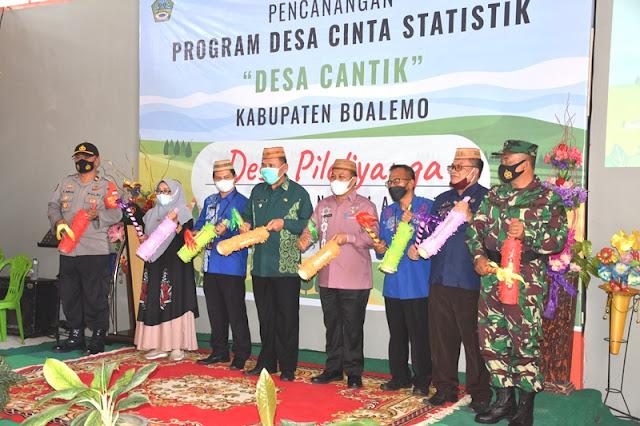 Piloliyanga Siap Wakili Boalemo untuk Bersaing Bersaing di Desa Cinta Statistik .lelemuku.com.jpg