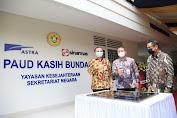 Tingkatkan Kualitas Pendidikan, Astra Renovasi Gedung dan Dukung Pengembangan PAUD Kasih Bunda