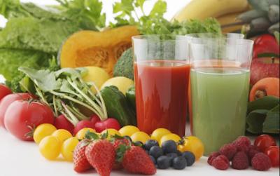 Daftar Buah dan Sayuran Kaya Vitamin untuk Terapi Penyembuhan Stroke