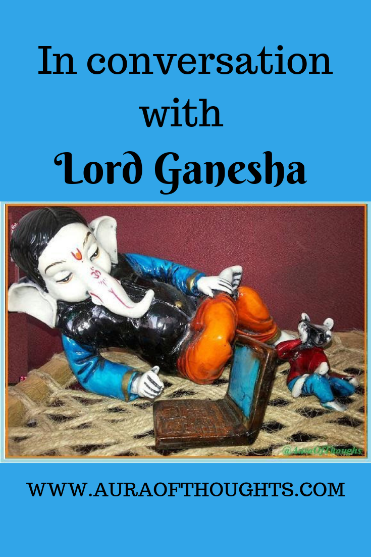 SpeakingGanesha -Short Story- MeenalSonal