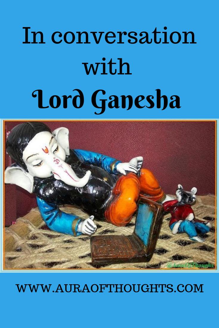 SpeakingGanesha -Short Story- MeenalSonal