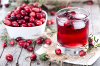 Cranberry-Infused Moonshine