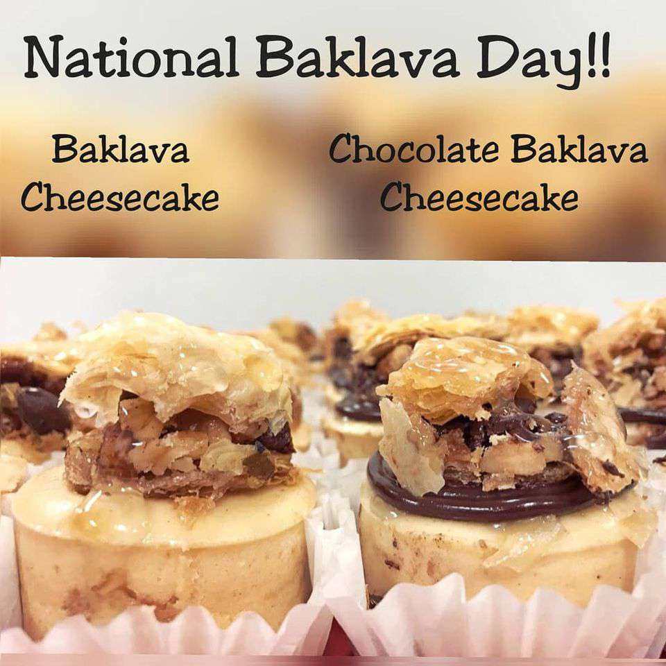 National Baklava Day Wishes Beautiful Image