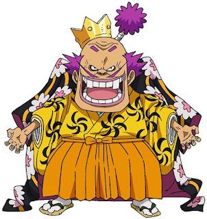คุโรซึมิ โอโรจิ (Kurozumi Orochi: 黒炭オロチ)