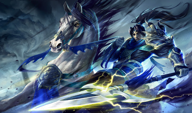Warring Kingdoms Xin Zhao