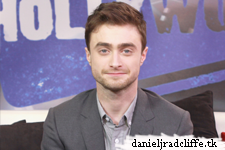 Daniel Radcliffe, Michael C. Hall and Dane DeHaan visit Young Hollywood