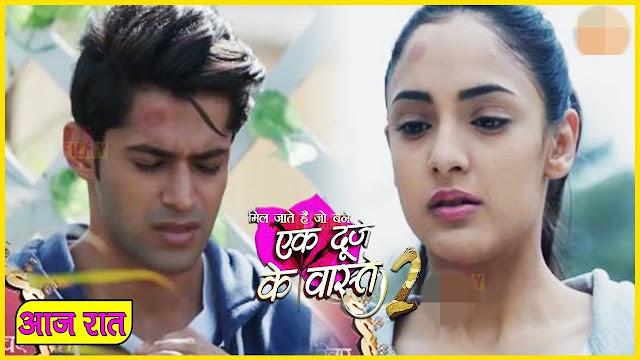Big Dhamka : Suman kicks Shravan out of her life in Ek Duje Ke Vaaste 2