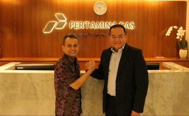 PT Taruko Muba Energi Segera MoU dengan PT Pertagas  Jakarta