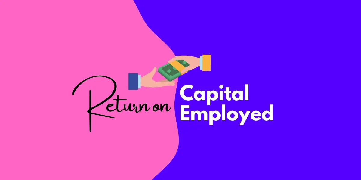 return on capital employed calculation & explanation with formula by zerobizz