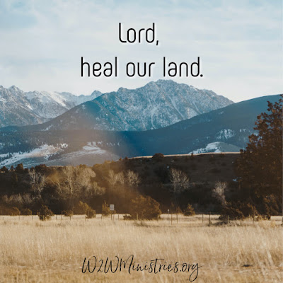 Lord, heal our land. #love #hate #racism #hatred #election #compassion #kindness