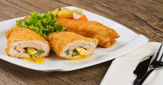 Chicken Ala Kiev Recipe