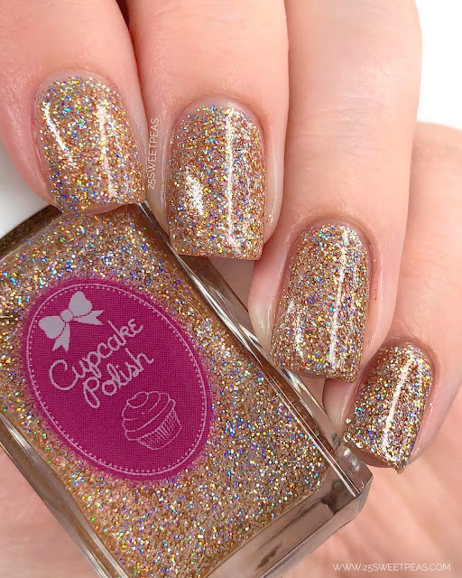 Cupcake Polish Beauty is Everywhere 25 Sweetpeas