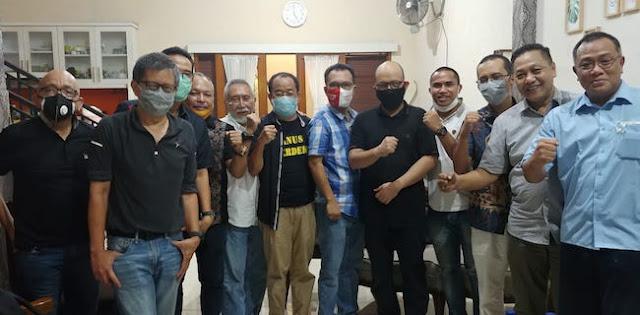 Sambut Baik New KPK, Ujang Komarudin: Penegakan Hukum Memang Sedang Tidak Waras