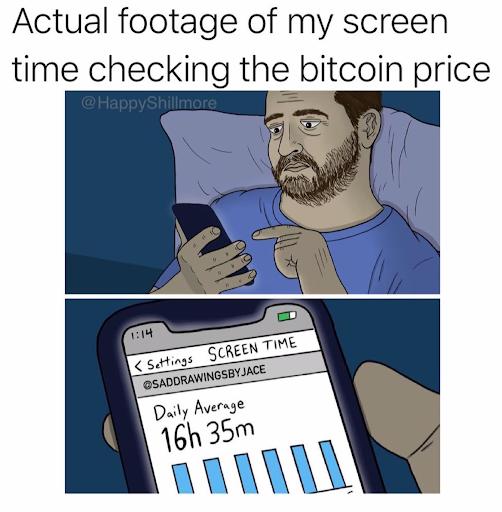 checking-the-bitcoin-price