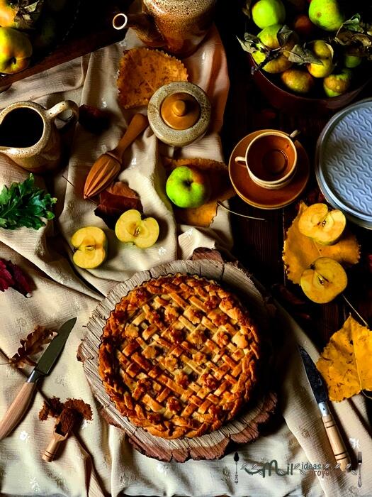 como-preparar-receta-tarta-manzana-nueces2