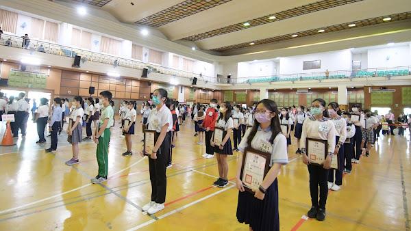 彰化縣表揚481位國小模範兒童 縣長媽媽見面會