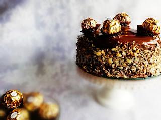 "Рецепта за торта ""Фереро Роше"""
