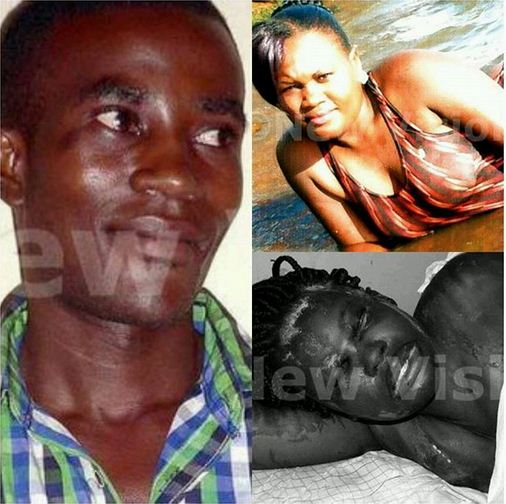 Jealous Husband Poured Acid On His Wife, Claims He Found Out She Was HIV Positive - See PHOTOS!