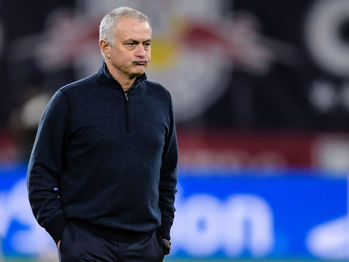 Double Blow For Mourinho Ahead Manchester United Clash