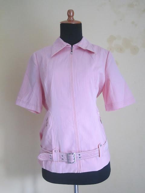 Jaket Wanita Basic Ukuran S ( JKW 3 )
