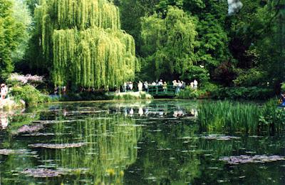 Jardim de Monet - Giverny (FR)
