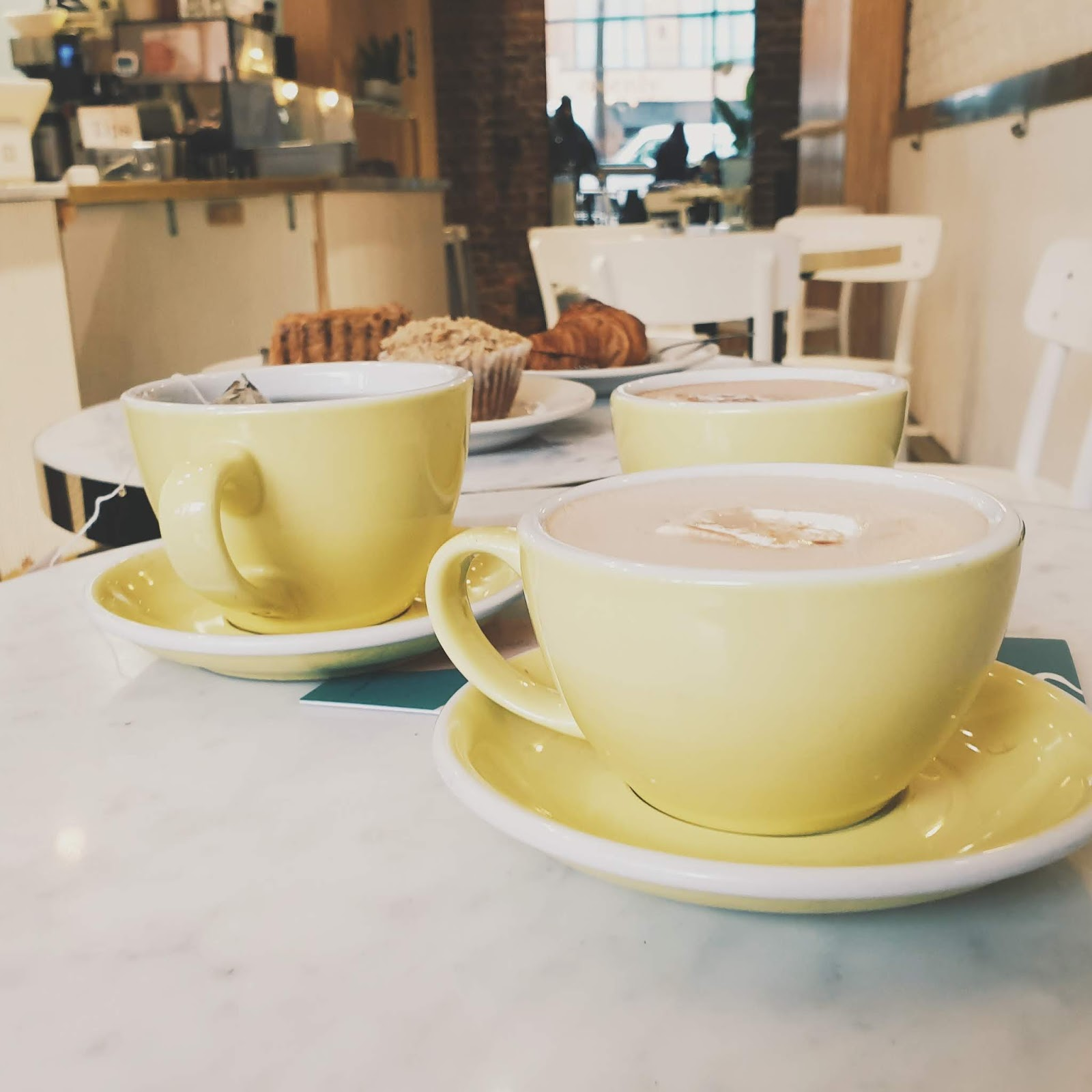 A January Adventure :: Brunching and Adulting