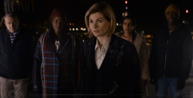 Doctor Who: The Woman Who Fell To Earth: TV Review