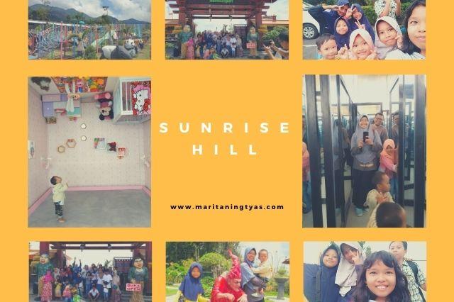 wisata ke sunrise hill bandungan