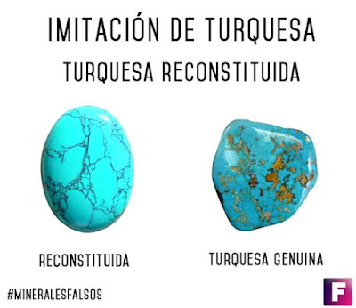 turquesa reconstituida vs turquesa genuina | foro de minerales