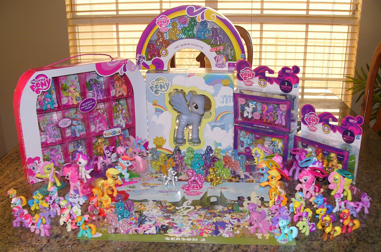 Miss Missy Paper Dolls My Little Pony Collection